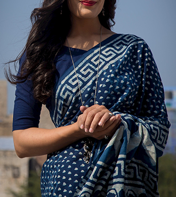 Complement Your Style Statement with the Perfect Cotton Saree