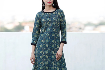Why Is Cotton Kurtis The Most Adorned Outfit By Women
